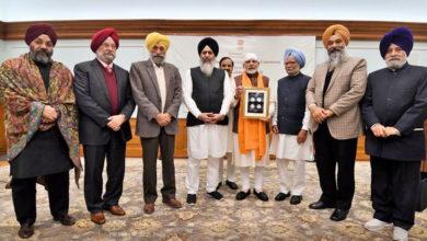 Photo of حکومت سکھ مخالف فسادات کے مجرموں کو انصاف کے کٹہرے میں کھڑا کرنے کے لیے پر عزم: پی ایم مودی