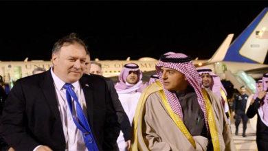 Photo of پومپو نے خلیجی تعاون کونسل سےاس کی کوششوں کو متحد کرنے کی اپیل کی