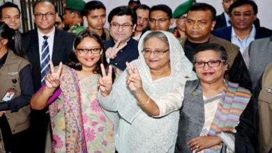 Photo of بنگلہ دیش میں نومنتخب ممبران پارلیمنٹ جمعرات کو  لیں گےحلف