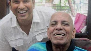 Photo of سچن ٹنڈولکر کے کوچ رماکانت اچریکر کا انتقال