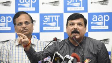 Photo of بی جے پی کو دوبارہ اقتدار میں آنے سے روکنا ہی' آپ' کی ترجیح: سنجے سنگھ