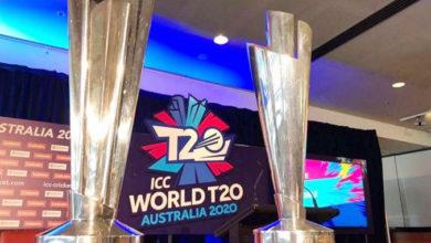 Photo of آئی سی سی نے جاری کیا ٹی-20 ورلڈ کپ کا شیڈول، جنوبی افریقہ کےخلاف انڈیا کا پہلا میچ