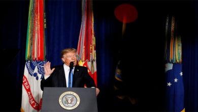 Photo of ٹرمپ نے افغانستان میں امن بات چیت کی پیش رفت پر اپنی امید کا اظہار کیا