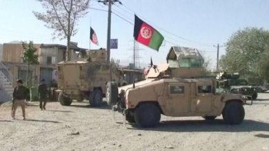 Photo of افغانستان میں جھڑپ کے دوران تین جنگجو آٹھ پولیس اہلکار ہلاک