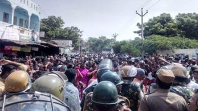 Photo of سبري مالا مندر تنازعہ: خواتین کے داخلے کے بعد پرتشدد واقعات جاری