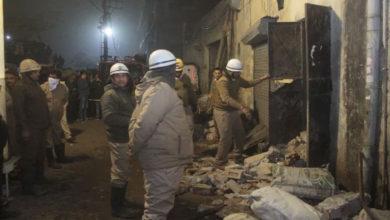Photo of دہلی: موتی نگر میں سلنڈر دھماکہ، 7 ہلاک جبکہ متعدد زخمی