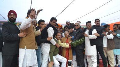 Photo of دہلی کانگریس صدرکا عہدہ سنبھالتے ہی شیلا دکشت کا عزم- 'کانگریس جو کبھی کبھی ٹوٹ جاتی ہے اسے جوڑنا ہے'