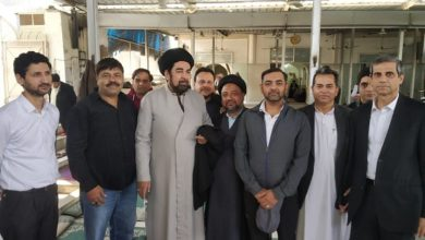 Photo of انجمن حیدری نے جیتی کربلا جور باغ کی لمبی لڑائی