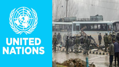 Photo of اقوام متحدہ اور دیگر ممالک نے کی پلوامہ دہشت گردانہ حملے کی مذمت