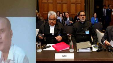 Photo of پاکستان جیل میں بند کلبھوشن جادھو معاملہ کی سماعت آج سے بین الاقوامی عدالت میں شروع