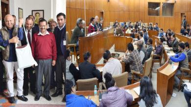 Photo of دہلی حکومت نے پیش کیا 60ہزار کروڑ روپے کا مجاوز بجٹ