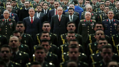 Photo of ترکی میں 295 فوجیوں کی گرفتاری کے وارنٹ جاری