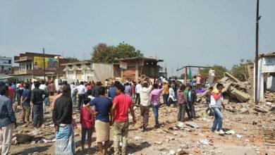 Photo of اتر پردیش: پٹاخہ فیکٹری میں خوفناک دھماکہ، 13 افراد ہلاک