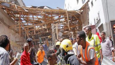 Photo of صومالیہ: شاپنگ مال میں بم دھماکہ، پانچ افراد ہلاک اور متعدد زخمی