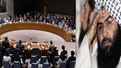 Photo of ہند۔ پاک کشیدگی: مسعود اظہر کو بلیک لسٹ میں ڈالنے کی تجویز سلامتی کونسل میں پیش