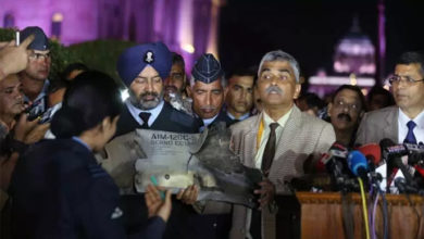 Photo of ہندستان نے پاکستان کو کیا بےنقاب، ایف۔16۔طیارہ کو مار گرانے کے پیش کئے ثبوت