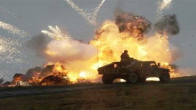 Photo of پلوامہ کے بعد راجوری میں ایل او سی پر آئی ای ڈی دھماکہ، ایک فوجی اہلکار جاں بحق