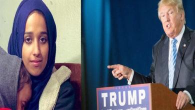 Photo of ٹرمپ نے آئی ایس میں شامل خاتون کے ملک واپس آنے پر لگائی روک