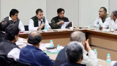 Photo of راہل گاندھی کی اہم رہنماؤں سے ملاقات، الیکشن کی تیاریوں پر کیا تبادلہ خیال