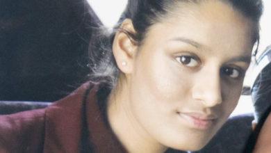 Photo of داعش میں شامل برطانوی لڑکی واپس لندن آنا چاہتی ہے