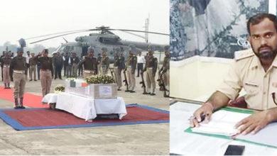 Photo of جموں وکشمیر میں شہید بہار کے سپوت پنٹو کمار سنگھ کا جسد خاکی پہنچا