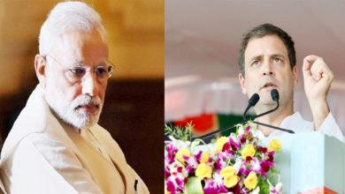 Photo of راہل گاندھی نے وزیراعظم نریندر مودی اور نیرو مودی کو بتایا 'بھائی بھائی'