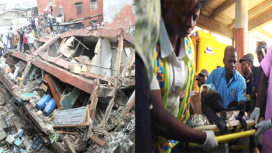 Photo of نائجیریا: اسکول کی عمارت زمیں بوس، 9 ہلاک دیگر ملبے میں پھنس گئے