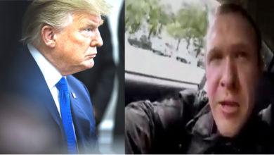 Photo of مسجد پر حملہ: امریکی صدر ڈونالڈ ٹرمپ کو 'ہیرو' مانتا ہے دہشت گرد برینٹن