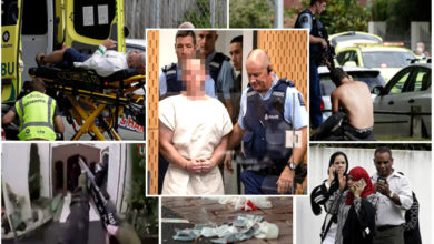 Photo of مساجد میں فائرنگ کرنے والے دہشت گرد کو عدالت نے حراست میں بھیجا: رپورٹ