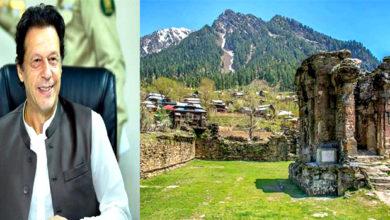 Photo of ہندو عقیدتمندوں کے لئے 'شاردا مندر کوریڈور' بھی کھولے گا پاکستان