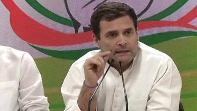 Photo of راہل گاندھی کا اعلان، اقتدار میں آنے پرغریب کنبوں کی کم ازکم ماہانہ آمدنی ہوگی 12ہزار روپئے