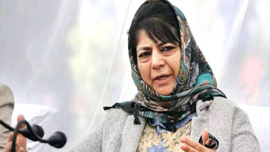 Photo of جموں کشمیر کو جیل خانہ بنانے سے مسئلہ کشمیر حل نہیں ہوگا: محبوبہ مفتی