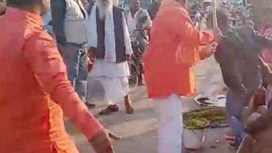 Photo of یوگی راج میں بھگوا غنڈے بے لگام، کشمیری دکاندار کی کر دی پٹائی