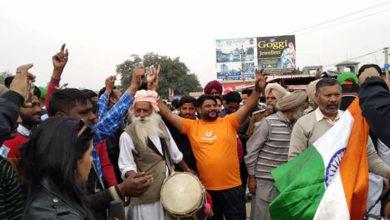 Photo of ونگ کمانڈر ابھینندن کے استقبال کے لیے واگہہ بارڈر پر امڈا ہندوستان