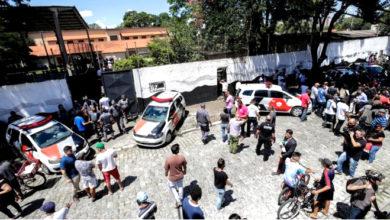 Photo of برازیل: اسکول میں فائرنگ، 10 لوگوں کی موت
