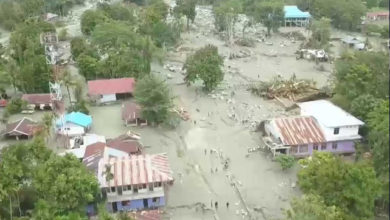 Photo of انڈونیشیا: پاپوا صوبہ میں سیلاب سے 42 افراد ہلاک، 59 زخمی جبکہ متعدد افراد لاپتہ