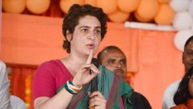 Photo of ملک کو 'مغرور' اور مفاد پرست حکومت کی ضرورت نہیں: پرینکا گاندھی