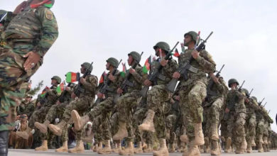 Photo of افغانستان میں فوجی اڈے پر حملہ، نو دہشت گرد ہلاک