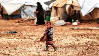 Photo of کیمپ کی حالت ناگفتہ بہ: شامی کیمپ میں 117 بچوں کی موت