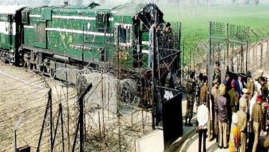 Photo of سمجھوتہ ایکسپریس تین مارچ سے دوبارہ ہوگی شروع