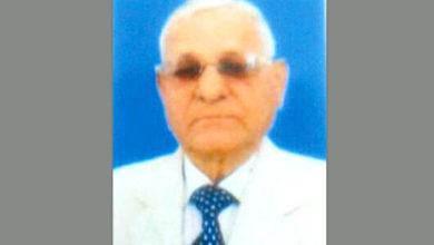Photo of سید اشہد علی ایڈووکیٹ کا انتقال، نماز جنازہ 'گیا' میں آج