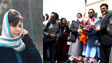 Photo of محبوبہ مفتی کی مشکلات میں اضافہ: اب جاوید مصطفی نے چھوڑا ساتھ، شاہ فیصل کی پارٹی میں ہوئے شامل
