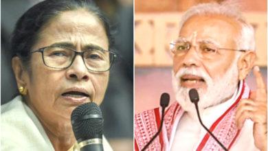 Photo of بنگال میں انتخابی ریلیاں :مودی اور ممتا آج ایک دوسرے پرلگائیں گے نشانہ