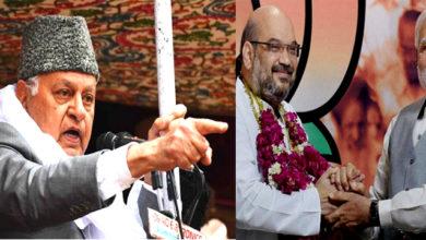 Photo of وزیراعظم مودی اور امت شاہ ملک کے سب سے بڑے دشمن: فاروق عبداللہ