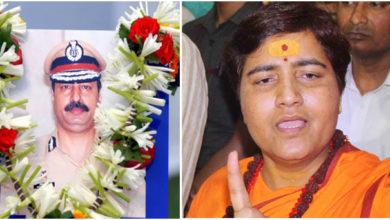 Photo of ویڈیو: سادھوی پرگیا کا شرمناک بیان، کہا- ''میں نے ہیمنت کرکرے سے کہا تھا تیرا سروناش ہوگا''