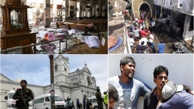 Photo of سری لنکا میں بم دھماکہ: مرنے والوں کی تعداد پہنچی 207، 400 زائد زخمی
