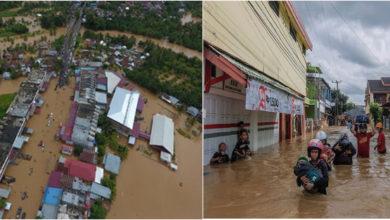 Photo of انڈونیشیا میں لینڈ سلائڈنگ اور سیلاب: 12 افراد ہلاک، 15 ہزار لوگ بے گھر