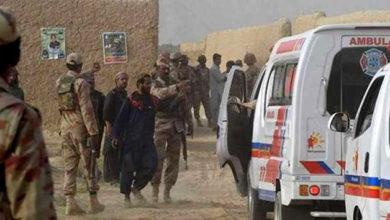 Photo of پاکستان: شرپسندوں نے بس رکوائی اور 14 مسافروں کو اتار کر ماری گولی