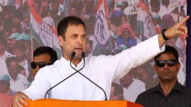 Photo of مودی کے وعدے جھوٹے، کانگریس ہی کسانوں کی سچی خیرخواہ: راہل گاندھی