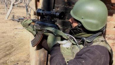 Photo of بجبہاڑہ میں تصادم آرائی، حزب المجاہدین سے وابستہ دو جنگجو ہلاک